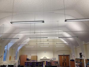 With performance levels up to Class A sound absorption and up to 30 minutes fire resistance, our ceilings meet the demands of BB93, national Building Regulations Approved Document E, HBN 00-10 and HTM 08-01, making them ideal for schools, high-rise multi-occupancy buildings, healthcare buildings, as well as offices and retail premises