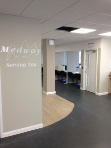 Glazed Pod Partitions and Service Desks. Drylining and Suspended Ceilings.