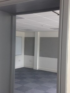 Ashford School - Acoustic Ceilings, Partitions & Suspended Ceilings